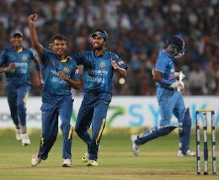 India vs. Sri Lanka Cricket 2016: Live Streaming