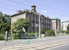 Ehemaliges Dresdner Arbeitshaus