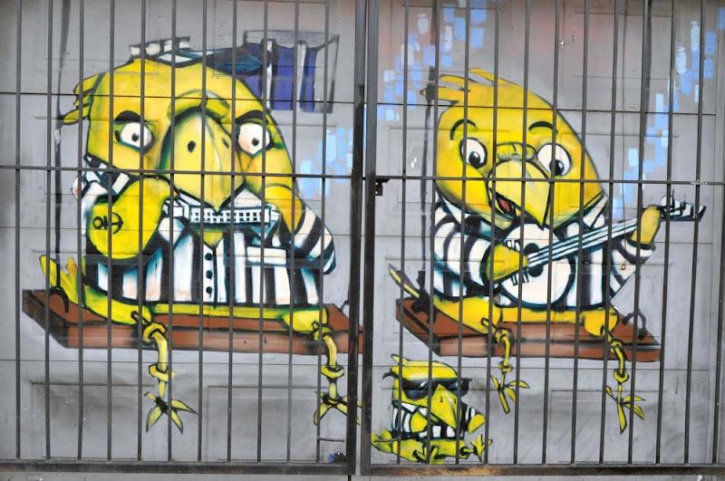 Jail Graffiti 2