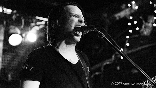 A Primitive Evolution at The Bovine Sex Club for Canadian Music Week CMW 2017 on April 21, 2017 Photo by John at One In Ten Words oneintenwords.com toronto indie alternative live music blog concert photography pictures