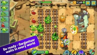 Plants vs Zombies 2 MOD APK v7.0.1