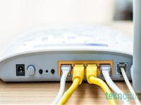 Rahasia Memperkuat Sinyal Wifi dijamin puas