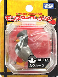 Staraptor Pokemon figure Takara Tomy Monster Collection M series