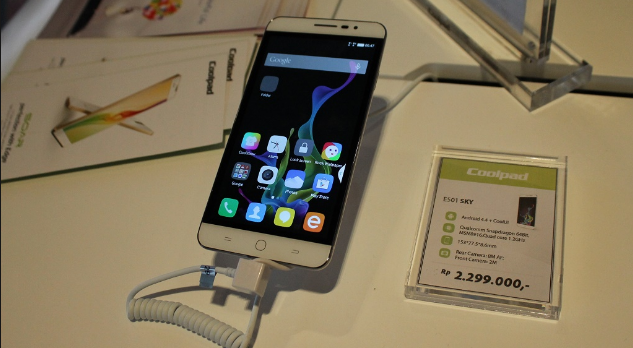 Smartphone Coolpad Max Diluncurkan Di India, Mendukung Dua Akun WhatsApp