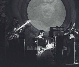 Spectrum at Melbourne's TF Much Ballroom, 1971