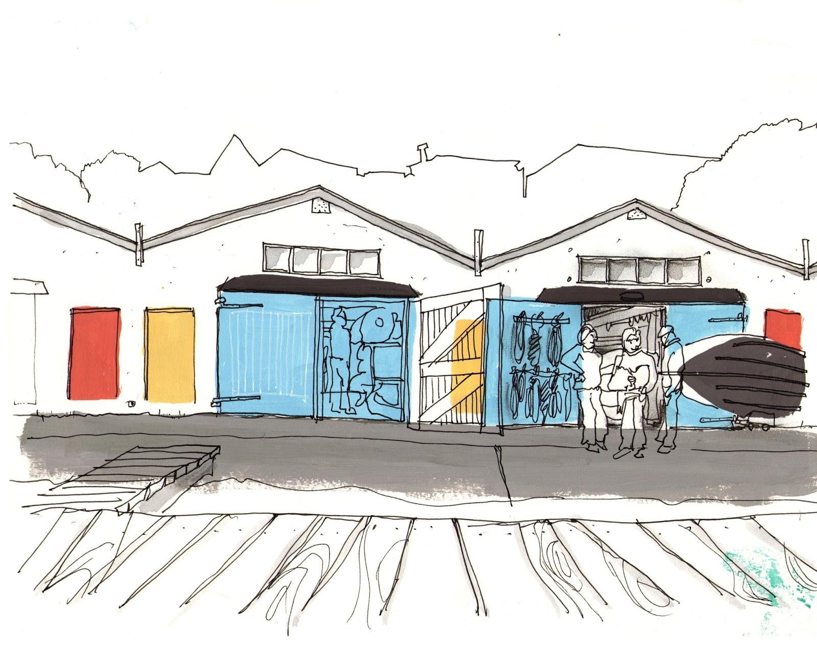 Sketching Weekend | Urban Sketchers