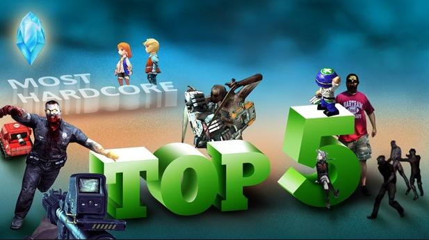 سلسلة أفضل  5 ألعاب أندرويد رهيبة جداا 2018