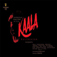 Kaala (2017) Telugu Movie Audio CD Front Covers, Posters, Pictures, Pics, Images, Photos, Wallpapers