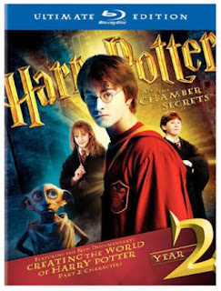 Harry Potter and the Chamber of Secrets (2002) BDRip 1080p 3.9GB Dual Audio ( Hindi - English ) AC3 5.1 MKV