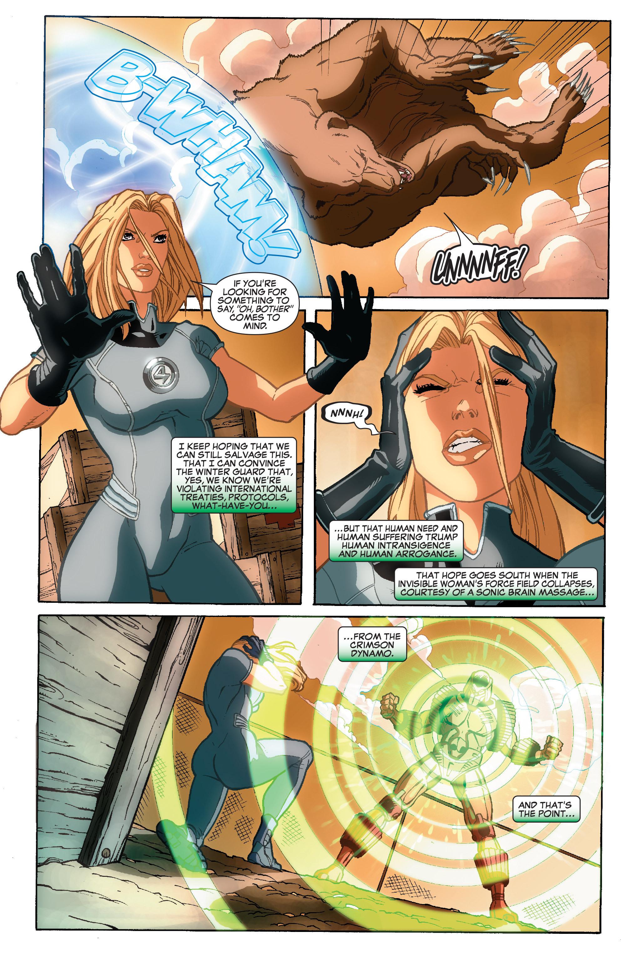 Read online She-Hulk (2005) comic -  Issue #35 - 6