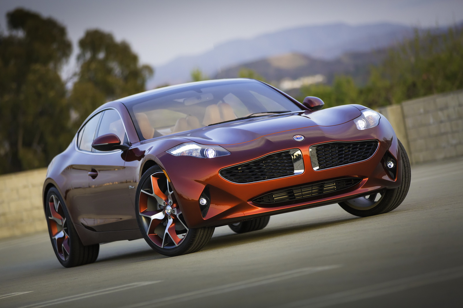 Luxury Vehicle: Fisker Automotive Unveils The All-New Fisker Atlantic In
