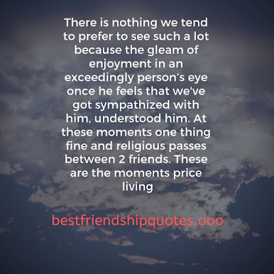 Friendship Quotes Trust And Respect