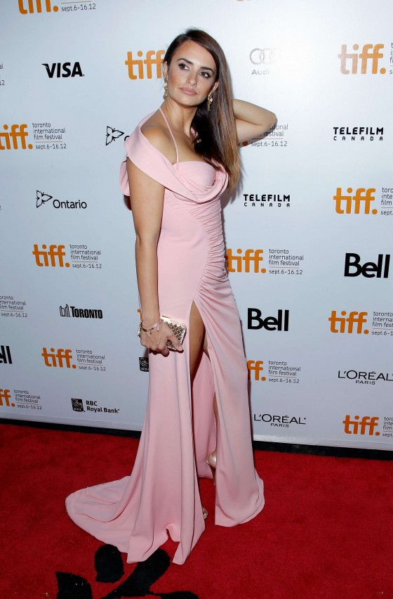Penelope Cruz Twice Born Toronto Film Festival