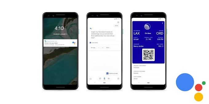 Google Assistant will soon check into your flights
