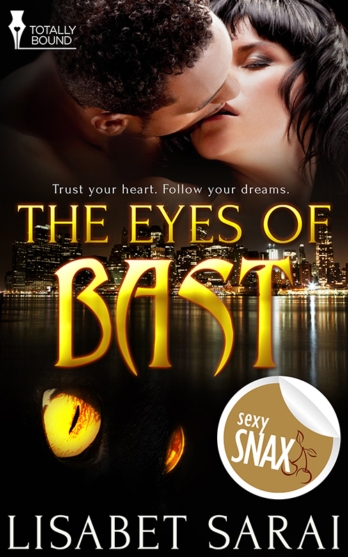 The Eyes of Bast cover