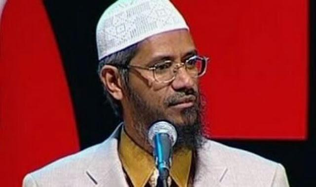 Badan Keamanan India Panggil Zakir Naik