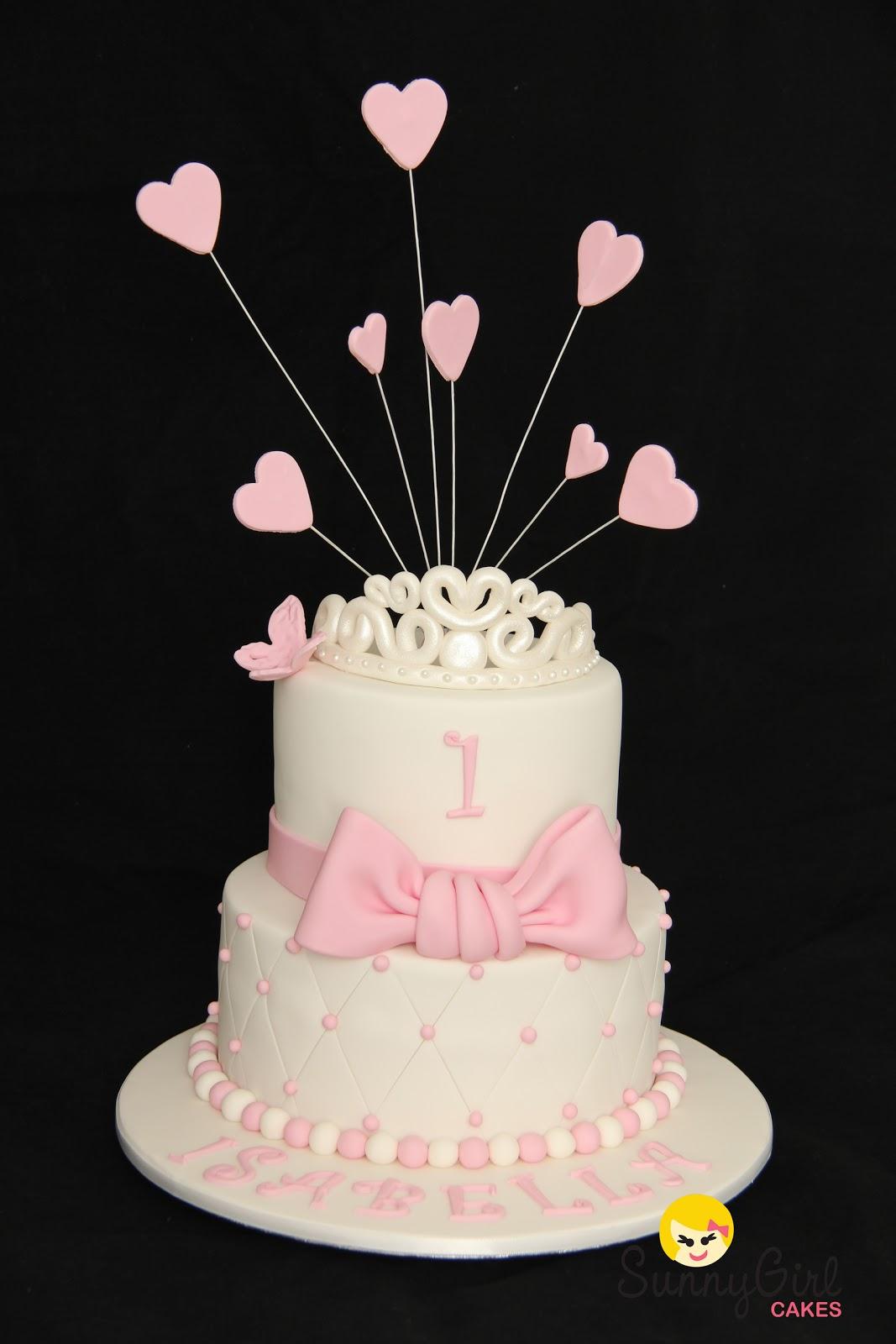 Princess Isabella First Birthday