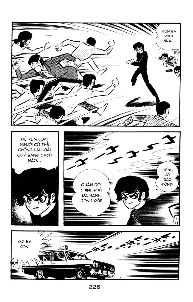DevilMan chapter 16 trang 26
