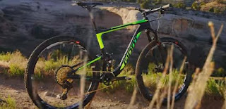 Giant Anthem 29 Range, racing bike, cycling, bikes