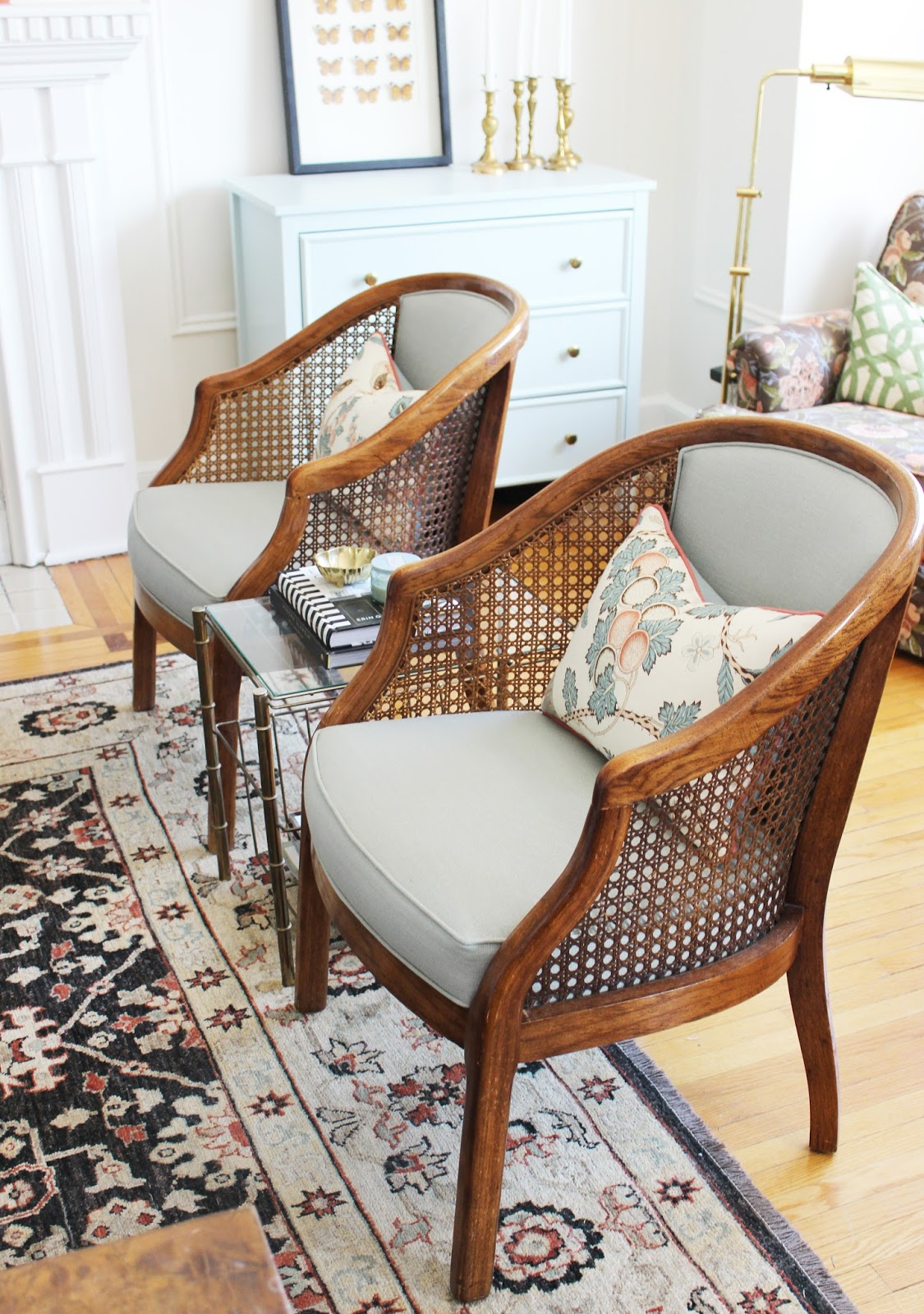 cane chairs for sale thonet chair styles tiffany leigh interior design makeover