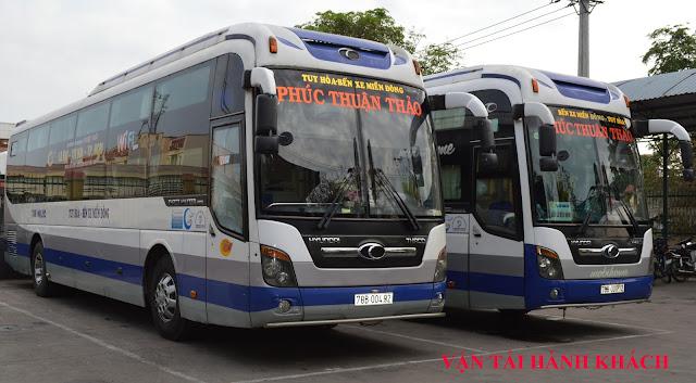 Vận tải hành khách tại Phú Yên - An Thiên Phúc