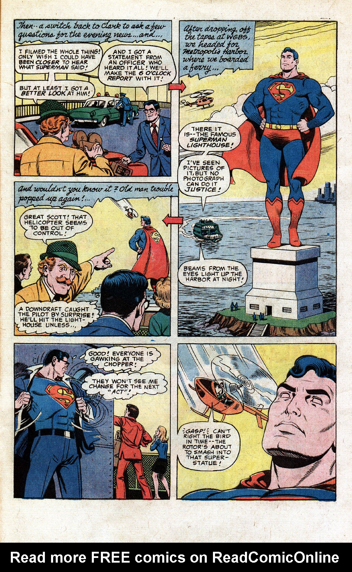 Read online Action Comics (1938) comic -  Issue #464 - 31