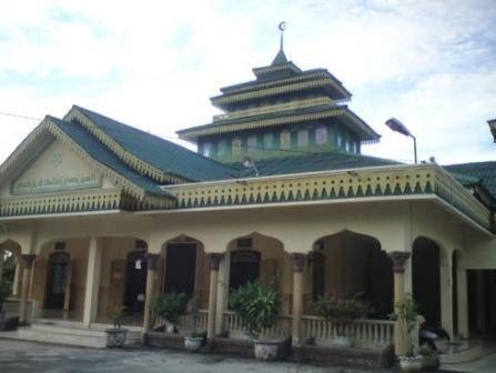 Masjid Raya Sulaimaniyah