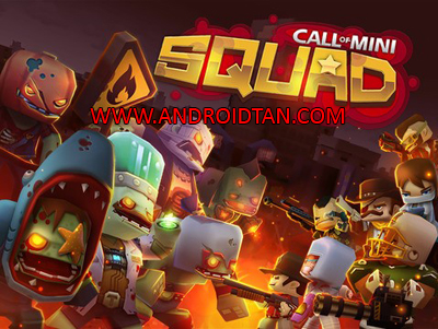 Download Call of Mini Squad Mod Apk + Data v1.0.1 (Mod Money/Ammo/Damage) Terbaru 2017