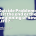 Suicide Problem: Is it the end or the beginning of new LIFE ?