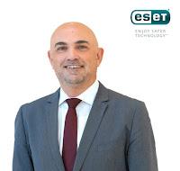 Carlos Tortosa, responsable de grandes cuentas de ESET España