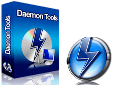 برنامج Daemon Tools Lite لعمل محرك أقراص افتراضي