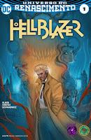 DC Renascimento: Hellblazer #1
