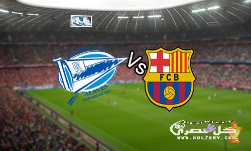 ملخص نتيجة مباراة برشلونة والافيس اليوم 26-8-2017 انتهت بفوز برشلونة بنتيجة اهداف 2-0 بالدوري الاسباني