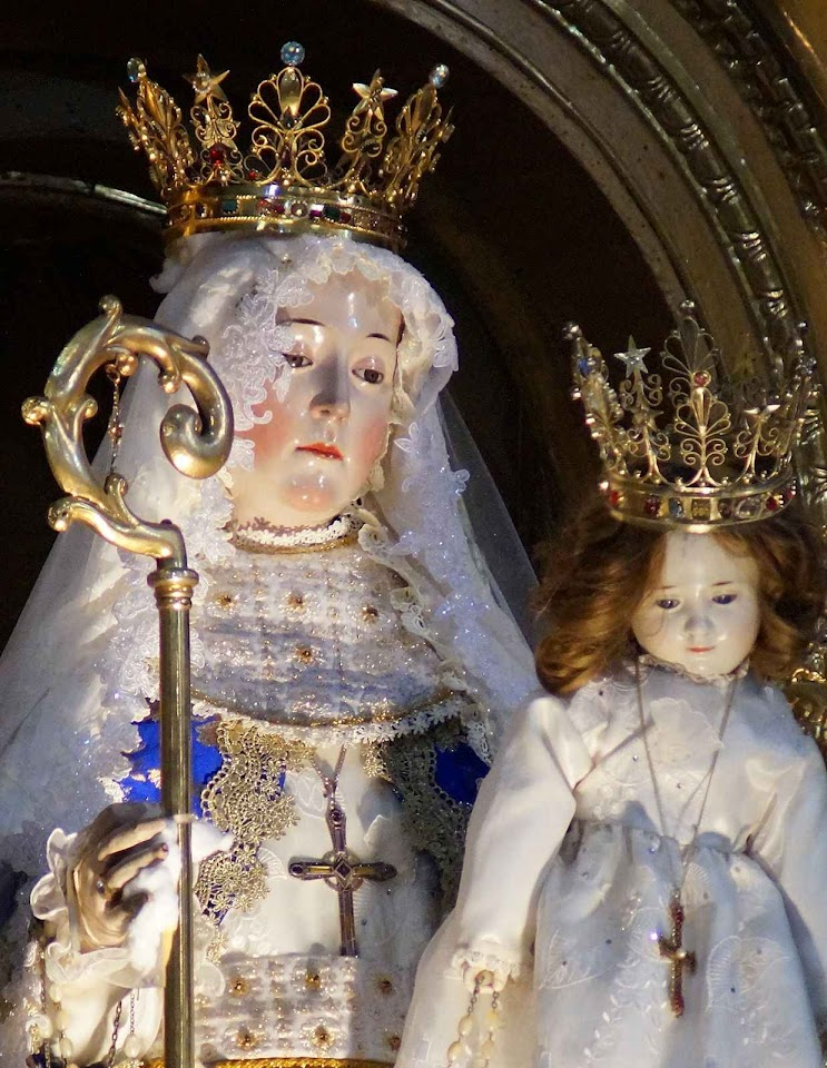 Nossa Senhora do Bom Sucesso, Quito, Equador.
