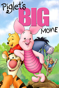 Piglet's Big Movie Poster
