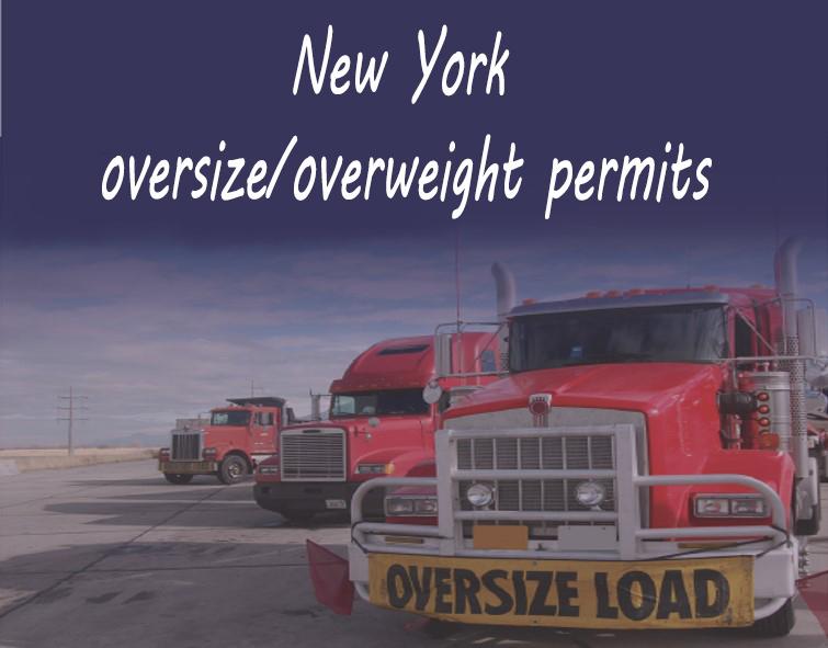 New York Oversize Permits Trucks Dispatch Services
