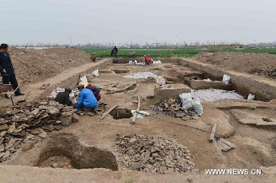 Han Dynasty mirror workshop discovered in China