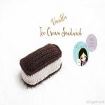 http://doriyumi.com/vanilla-ice-cream-sandwich-free-crochet-pattern/