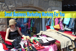 Small Business Marketing Working For You