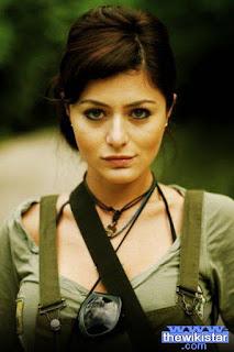 دنيز جكر (Deniz Cakir)، ممثلة تركية