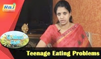 Teenage Eating Problems | Pengal neram