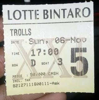 Tiket Trolls