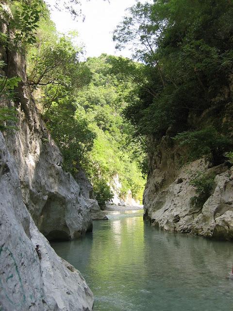 Necromanteion  Acheron River Photo Theudbald