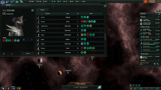Species | Stellaris Screenshot