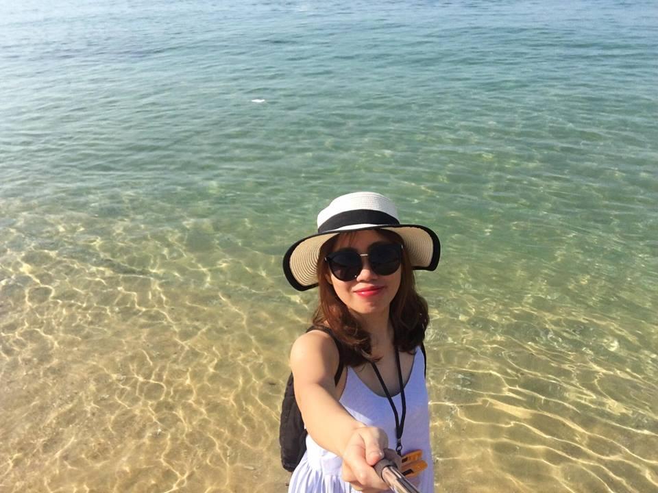 Tự sướng với biển