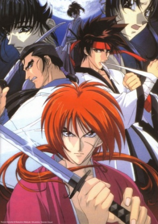 Rurouni%2BKenshin%2BBy%2BJulian12100 - Rurouni Kenshin: Meiji Kenkaku Romantan - Ishinshishi e no Chinkonka 01/01 [BD] [Dual Audio] [1FICHIER - GOOGLE]