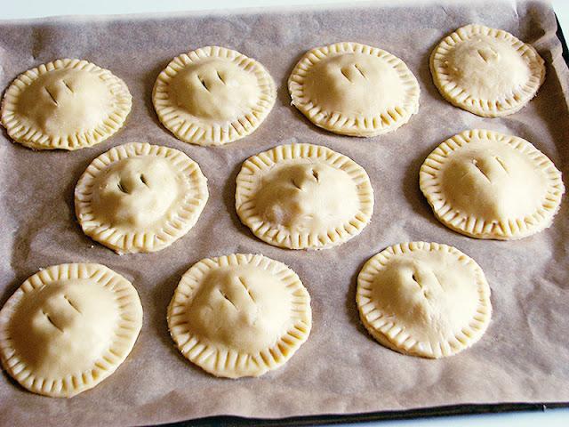 Dingle Pies : Recette pour apéritif dinatoire ou repas légers