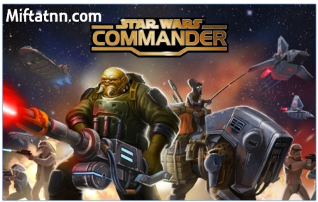 Game Strategy Android Free Star Wars Commander APK Terbaru