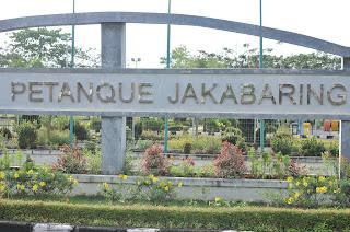 Arena petanque jakabaring