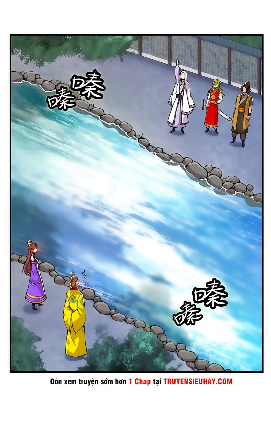 Cuộc Sống Thoái Ẩn Của Võ Lâm Chi Vương - Chap 23